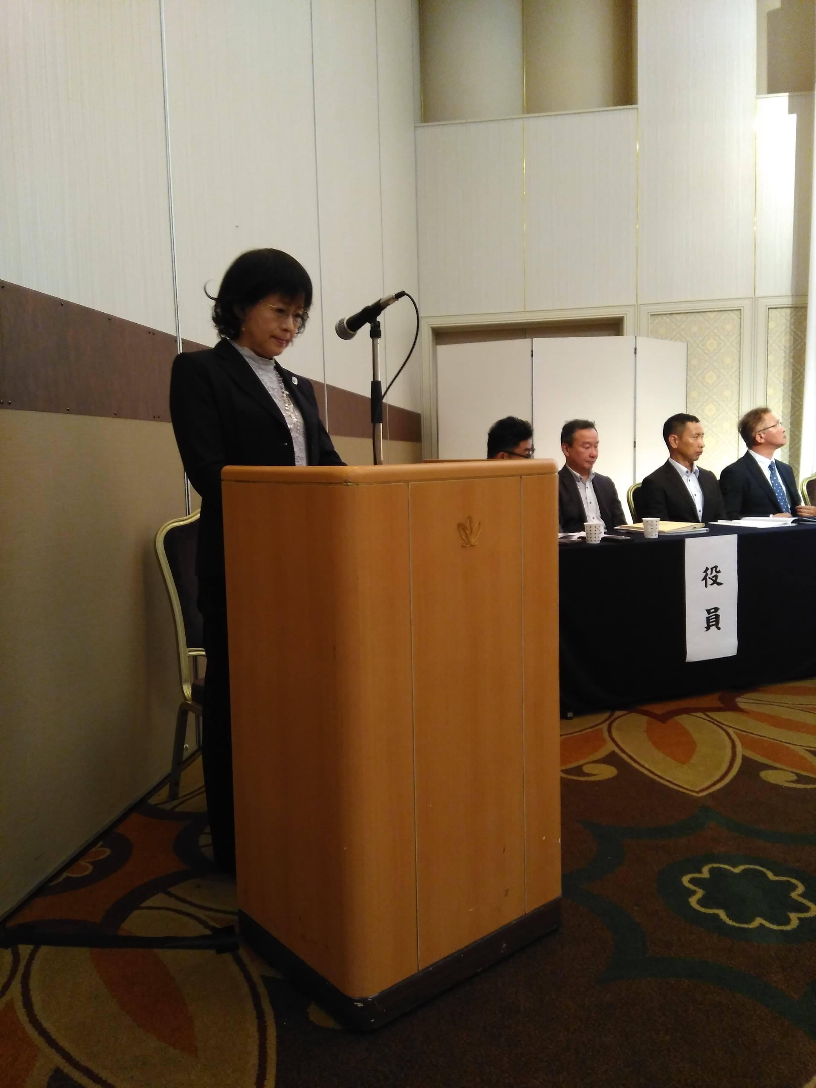「(一社)REC宮崎」の令和元年度定期総会が7月18日に開催されました。(司会担当)