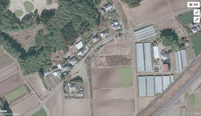 児湯郡新富町上新田の土地売買案内、横浜のお客様でした。(申込)